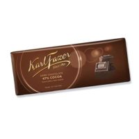 frazer dark chocolate bar