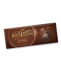 frazer dark chocolate bar
