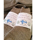 Lots of Finnsheep wool socks