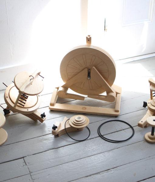 SpinOlution wheel