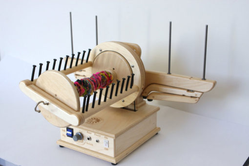 Firefly electric spinning wheel