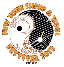 New York sheep and wool show 2018 logo