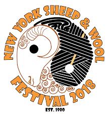 New York sheep and wool show 2018 logo